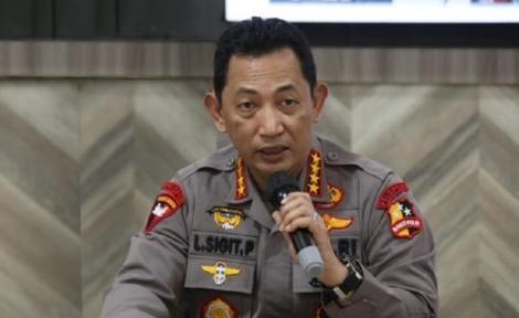 Pernyataan Jenderal Listyo Ditubuh Polri Jangan ada Pelanggaran HAM