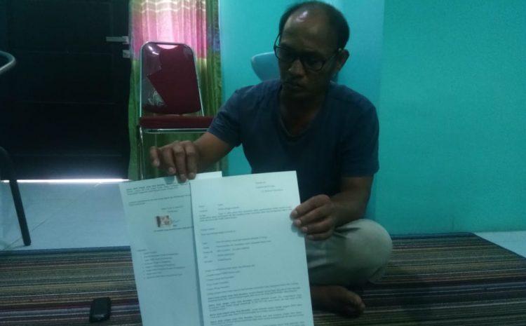 Saling Lapor : Dugaan Mafia Tanah Di Desa Karendan.