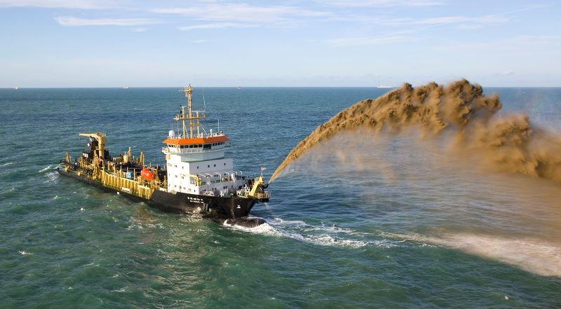 Ada Yang Gagal Paham Tentang Penambangan Pasir Laut Di Perairan Jepara