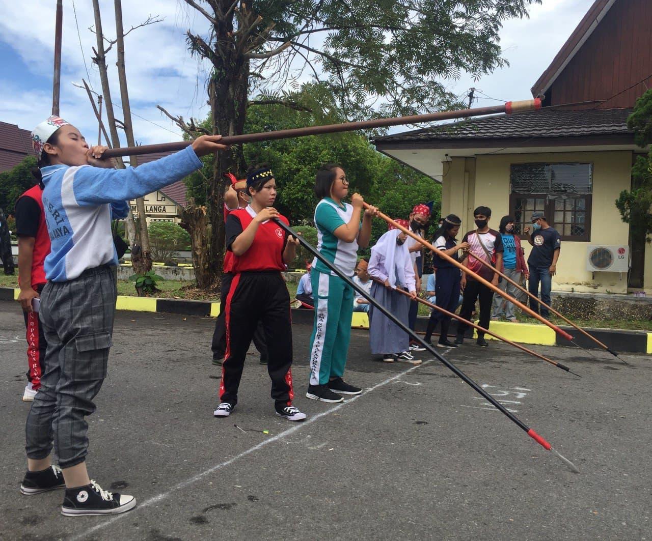 Museum Balanga Adakan Lomba Manyipet Tingkat Pelajar