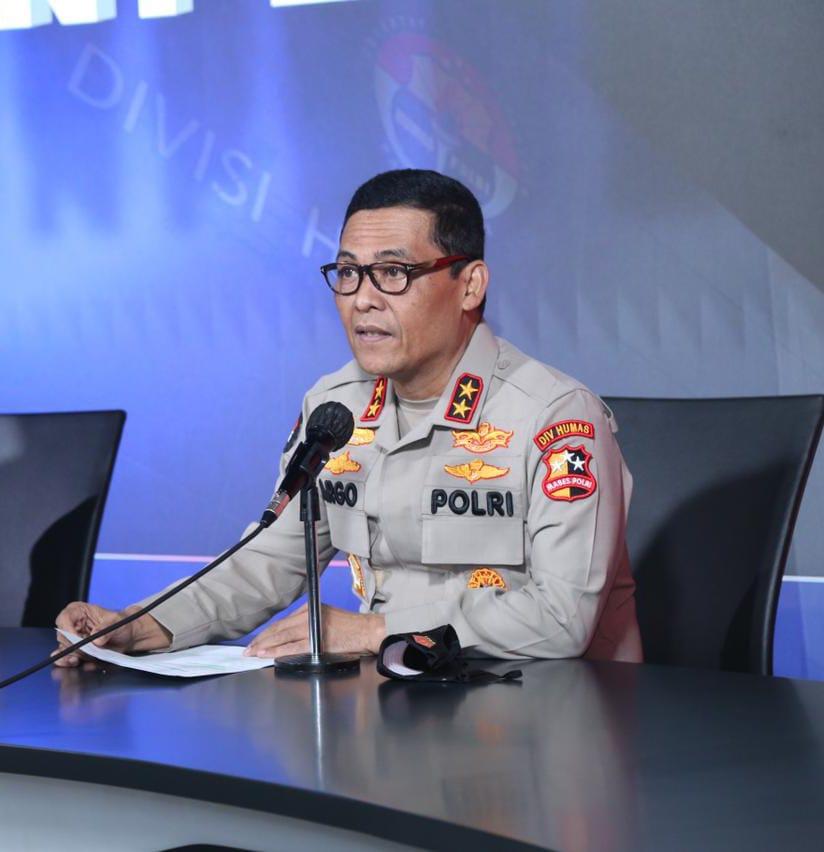 Kapolri, Jaksa Agung, Menkominfo Tandatangani SKB Pedoman Implementasi UU ITE