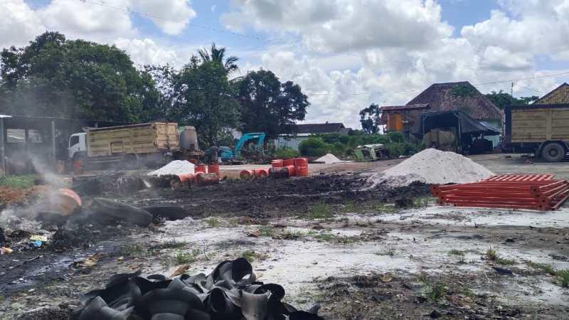 Limbah B3 PT. MDP Diduga Mencemari Lingkungan, Ini Beritanya