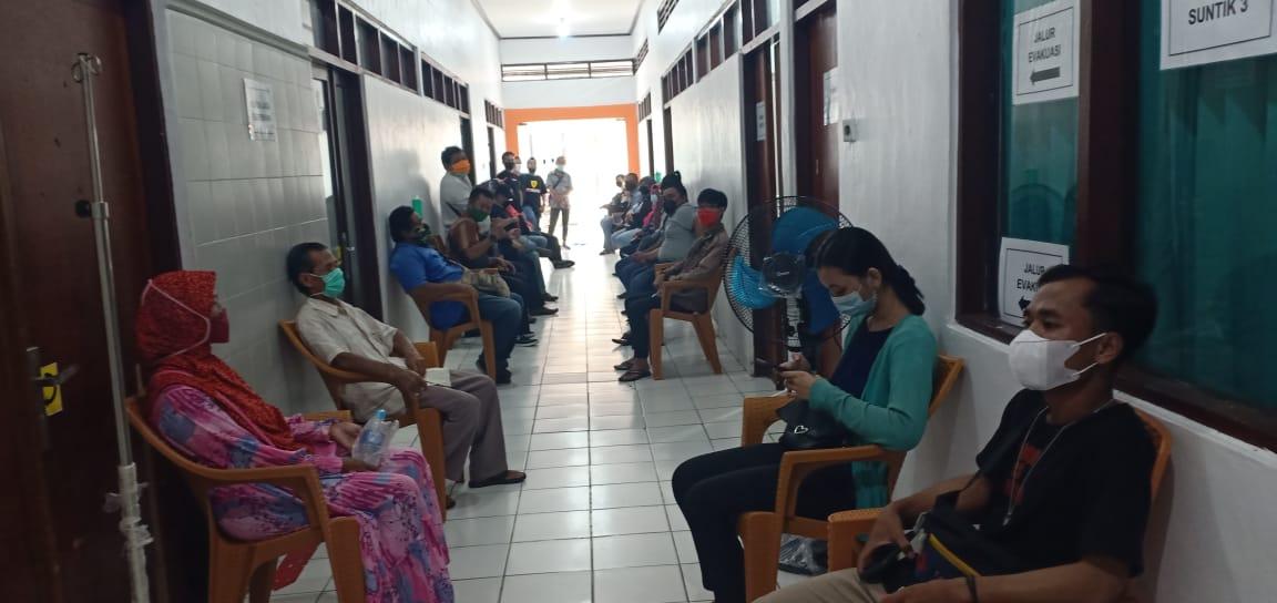 DPD AWPI Kalteng Bersinergi Dengan DPD AJV, Ajak Anggota nya Divaksinasi Covid-19