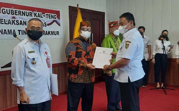 Hasanuddin Noor : Tingkatkan  BUMD-BTM Kalteng Lebih Baik.