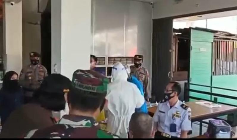 Tujuh ASN Dishub Jepara, Sedang Makan Terjaring Operasi PPKM Darurat
