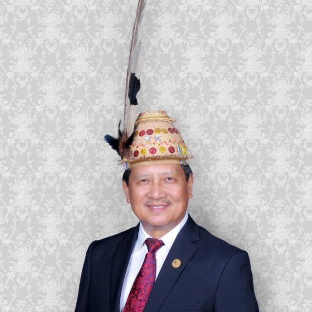Tokoh DAD Kalimatan Timur Pemersatu Dayak, Meninggal Dunia, Dr.Edy Gunawan.