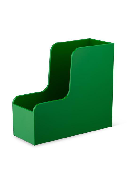 Lehtikotelo, vihreä