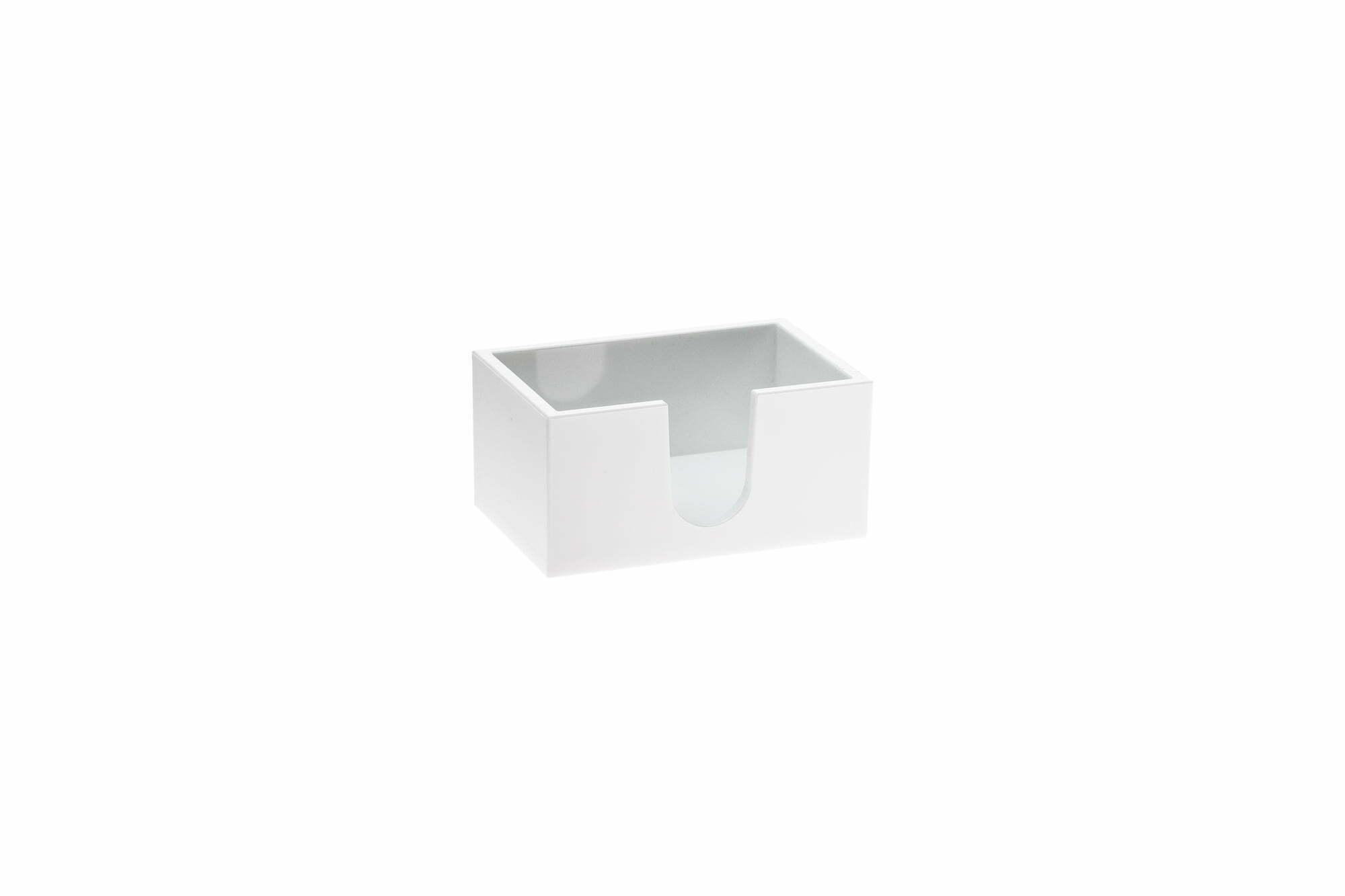 Box with fingerhole S_ U-boksi S P-0102