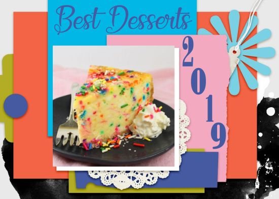 Best Dessert Recipes 2019