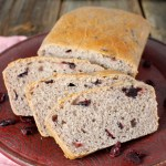 Blueberry Raisin Bread #BrunchWeek