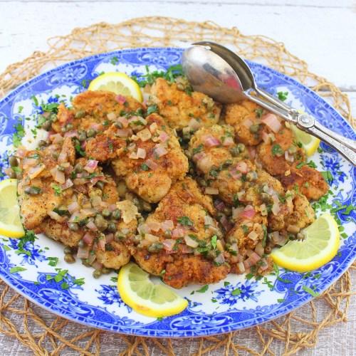 Ris de Veau Meunière