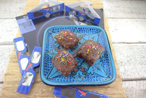 Deep Dark Chocolate Brownies