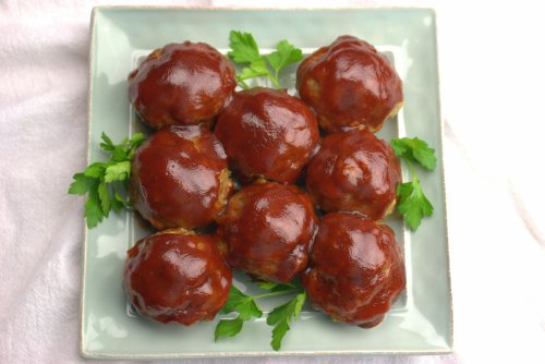 Easy Meatloaf Meatballs