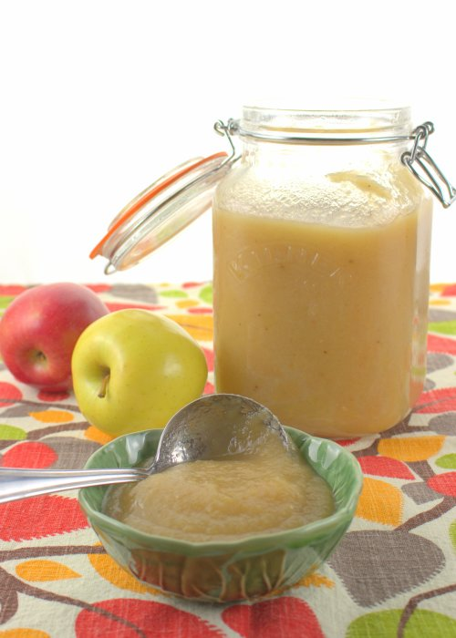 Fresh Applesauce