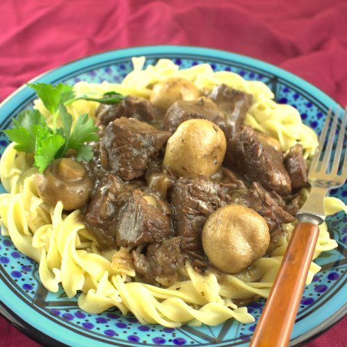 Instant Pot Beef Tips and Mushrooms