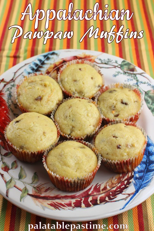 Pawpaw Muffins