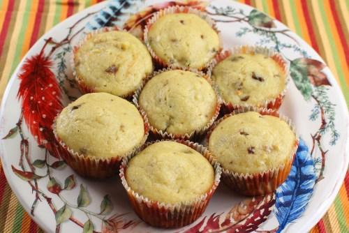 Appalachian Pawpaw Muffins