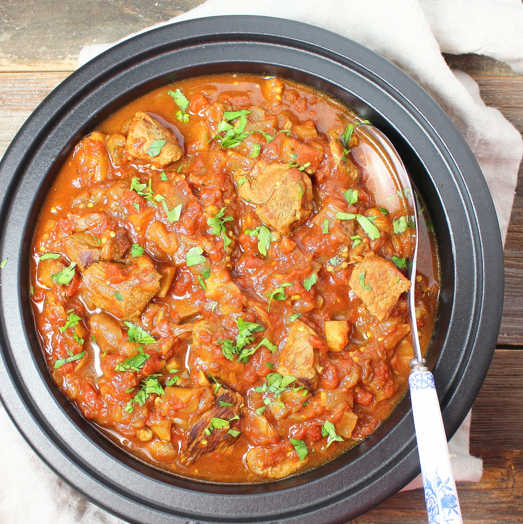 Slow Cooker Persian Stew