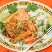 Lemongrass Salmon