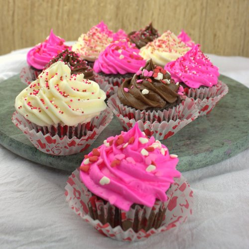 Splenda Chocolate Cupcakes