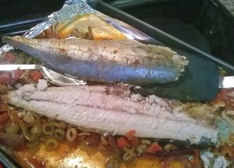 Deboning Fish