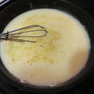 Stirring in the Milk