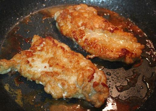 Chicken browning