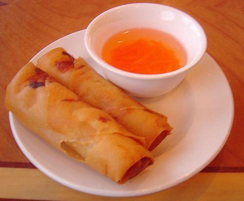 cha gio crispy fried spring rolls