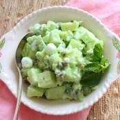 Emerald Waldorf Salad