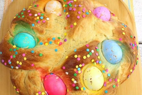 Italian Easter Bread