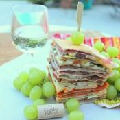 Picnic Sandwich Torte