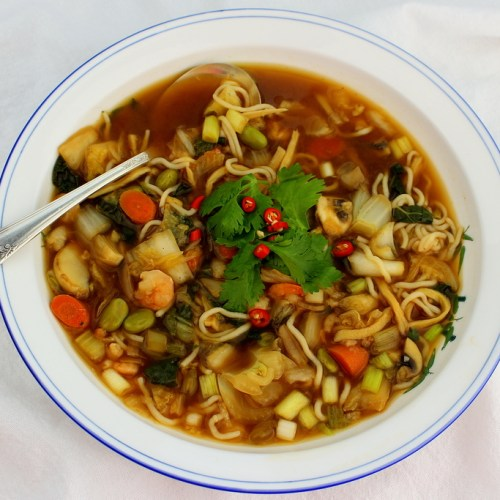 Asian Diet Soup