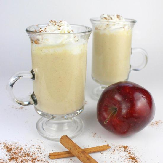 Autumn Apple Nog