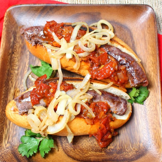 South African Boerie Roll