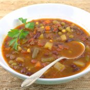 Chuckwagon Soup (Chili Vegetable)