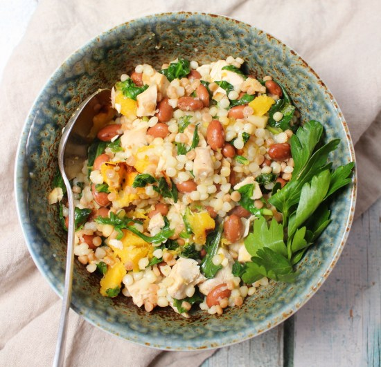 Couscous with Chicken and Vegetables