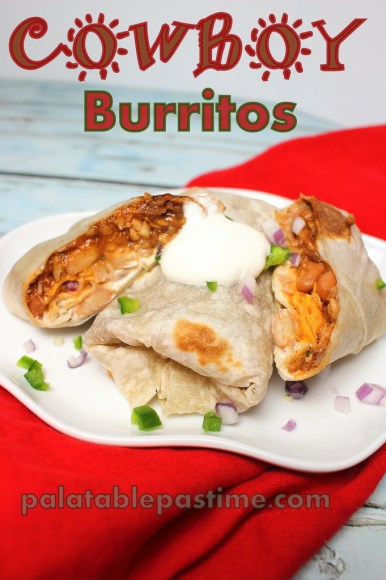 Cowboy Burritos
