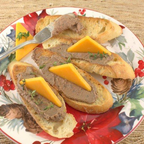 Easy Chicken Liver Pâté