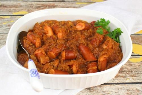 Slow Cooker Croatian Szekely Goulash