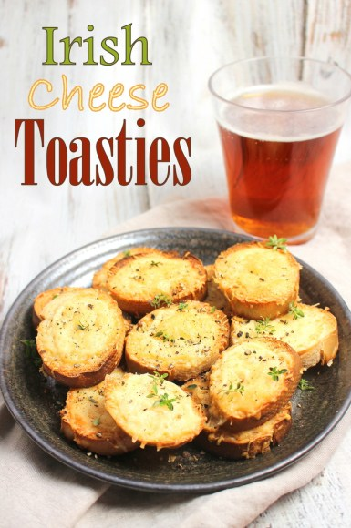 Irish Cheese Toasties