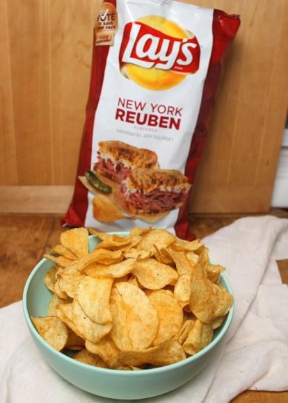 New York Reuben Chips