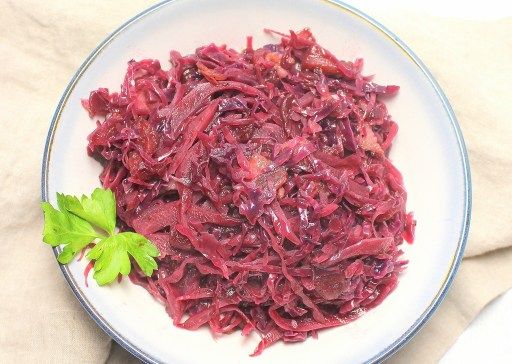 Rotkohl - German Red Cabbage