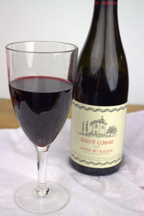 Saint Cosme Côtes du Rhône