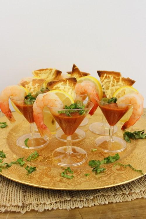 Shrimp Martini