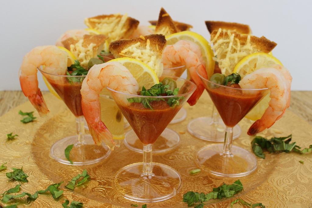 Shrimp Martini SundaySupper