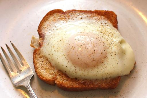 Unholy Eggs