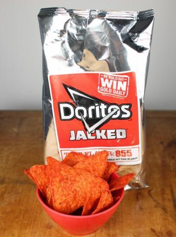 Doritos Jacked Test Flavor 855