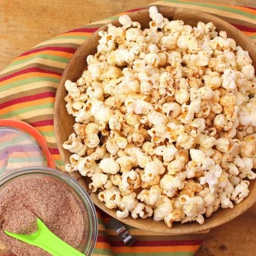 Masala Spiced Bollywood Popcorn Trader Joes clone