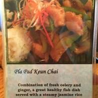 Pla Pad Keun Chai