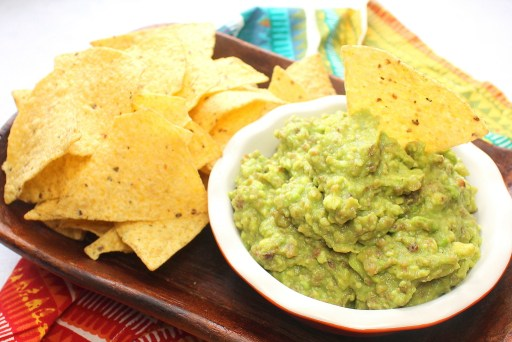 Maple-Bacon Guacamole